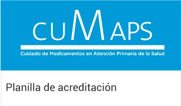 Materiales para réplicas de CuMAPS 1